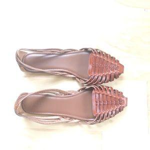 J. Crew Huarache sandals size 8